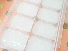 ◆離乳食初期 10倍がゆ 冷凍・保存法の画像