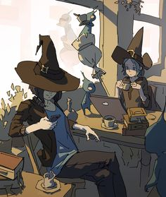 Coffee Shop by Varguy