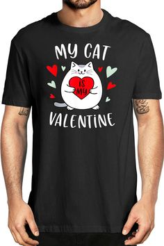 Quote Shirts, Shirts With Sayings, Graphic Tee Style, Graphic Tees, Valentine Crafts, Be My Valentine, Cat Shirts, Fashion Books, Book Quotes