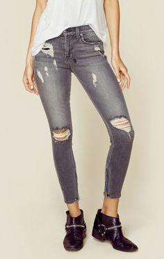 Ksubi New Bohemian Clothes Spray On Skinny Jeans