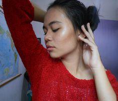 Red makes me confident !!  #Avisheena #model #girl #hello #world #red #me