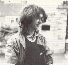 Jimmy Page Old Mill House 1980