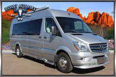 2015 Airstream Interstate EXT Grand Tour Class B Diesel RV