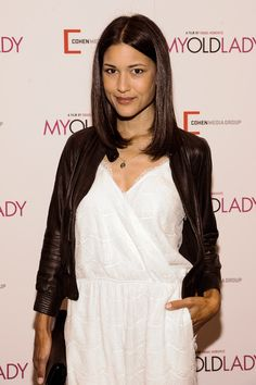 "Julia Jones Photos - Julia Jones attends the ""My Old Lady"" New York Premiere  at Museum of Modern Art on September 9, 2014 in New York City. - 'My Old Lady' New York Premiere"