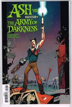 Ash And The Army Of Darkness #7 Nm- 2013 More Aod In Store Attractive Fashion Bruce Campbell