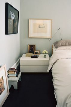 Easy Does It - 30 Easy Ideas For A Stylish Bedside Table - Photos