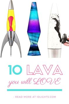 Who invented lava lamps? Lava lamps were invented in 1963 by the founder of Mathmos, Edward Craven Walker. Manufactured in the United Kingdom since time & 10 Cool Lava Lamps you will Love Read
