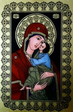 Jesus Christ Images, Holy Family, Orthodox Icons, Coloring Pages, Glass, Anime, Fictional Characters, Art, Icons