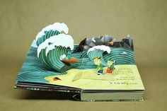 Where Should We Go? is a pop-up book illustrated and designed by Nate Coonrod produced for Nokia at Weiden + Kennedy.