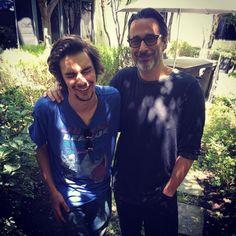 Devon Bostick & Jason Rothenberg