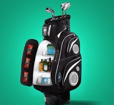 Every golfer needs one of these. Hope the prices aren't as high as some hotel mini-bars.