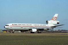 Turkish Airlines McDonnell-Douglas DC-10-10