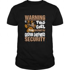 Personalized Name German Shepherd shirts for men women kids girls youth k9 merchandise clothing T-Shirts