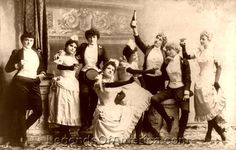 Pictures Saloon Girls 1800 | ... of America Photo Prints | Saloon Style Women | Dance Hall Girls, 1893