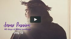 Walk with your Savior this Lent as Seminary Professor Stephen Geiger reads through the accounts of Jesus' Passion and offers thoughts about the text throughout…
