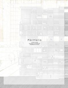 Andrew Sauers - Undergraduate Architecture Portfolio