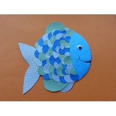 Einen #Regenbogenfisch mit Bierdeckel basteln   #Fisch zum Nachmachen. Die komplette Fischanleitung und viele weitere Bastelanleitungen findest Du in unserem Bastelshop: www.trendmarkt24.de/bastelideen.mit-bierdeckel-basteln.html#p