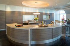 Contemporary (Modern, Retro) Kitchen by Janice Morse