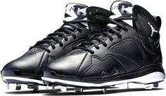 Nike Air Jordan Retro 7 Metal Adult Baseball Cleat