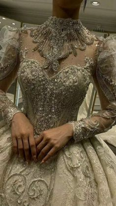 Stunning Wedding Dresses, Affordable Wedding Dresses, Wedding Gowns, Fairytale Dress, Embroidery Dress, Gold Dress, Pretty Outfits, Bridal Dresses, Ball Gowns