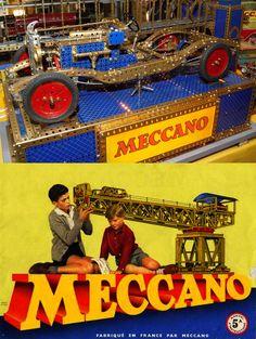 Meccano Chassis