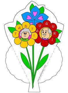 Grandparents, Collage, Social Platform, Cards, Wedding, Education, School, Spring, Flowers
