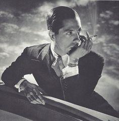 Baron Nicolas de Gunzburg by Horst P. Horst, ca. 1930