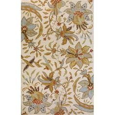 Found it at Wayfair - Seville Ivory Area Rug