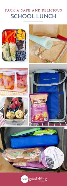 Ensure your packed lunch stays safe and delicious by following this simple layering method when packing your lunch. Plus lunchbox friendly recipes!
