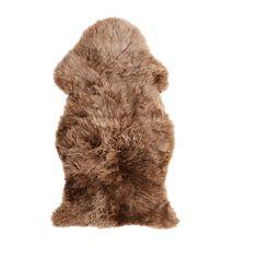 SKOLD Piel de oveja IKEA La lana repele la suciedad y es resistente.
