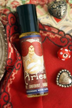 ARIES Organic Perfume HoneySuckle Tobacco by planetearthoils, $29.00