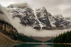 Photo by Jdscala Moraine Lake, Mount Everest, Mountains, Photo Ideas, Nature, Landscapes, Travel, Paisajes, Voyage