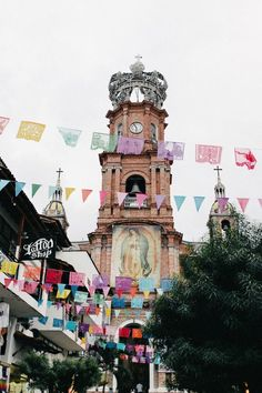 DREAMING OF MEXICO-so cool when you find photos of places you have stood.  This is in the old area of Puerto Vallarta.  So beautiful there.