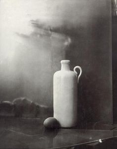 Josef Sudek, Czech photographer (1896-1976).