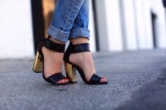 I don't wear heels, but if I did, I'd wear these.