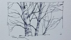 https://flic.kr/p/LCx3uv | A simple video on drawing better trees | Latest video…