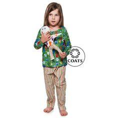 Pijama Monstrinho e Boneco – Tecido Patchwork