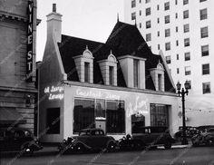 photo historic L.A. Vine St. Theatre Al Levy's Cocktail Time Lounge 1584-02