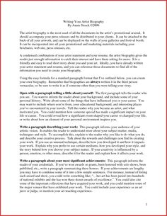 006 Autobiography Outline Template 8+ Free Sample, Example