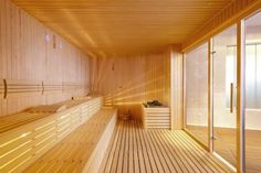 How to Turn a Bathroom Into a Sauna