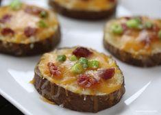 Easy potato skins recipe I Heart Nap Time | I Heart Nap Time - Easy recipes, DIY crafts, Homemaking