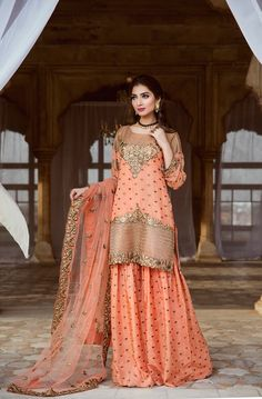 Embroyal Chiffon Eid collection by Serene