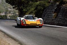 1968 winner with Maglioli on Porsche 907