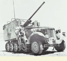 88 mm guns at El Alamein - Magnificent menace (Machines of war) by Mark Johnston and David Pearson | World War II Social Place