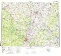 15 best Soviet Russian Topographic Maps images on Pinterest in 2019 ...