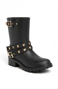 Steve Madden 'Downpour' Rain Boot available at #Nordstrom