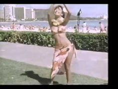 Evil Tordivel - Let's Go Beach Ellet Telle Bergen Beach music Hula dancing