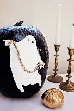 Chain Ghost Pumpkin.