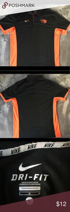 2409e754b57c Oregon State Beavers golf polo This OSU polo is made of Dri-fit material  and perfect for spring