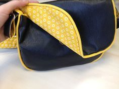 Couture : Le sac Mini Sam' (Patron Gratuit) - Merveilles et Coquillettes